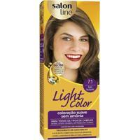 Light Color Prof Salon Line - 7.1 Louro Fascinante - Unissex-Incolor