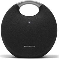 Caixa De Som Bluetooth Harman Kardon Onyx Studio 5 Com Potência De 50W Preta - Hkonyxstu5Pto