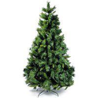 Árvore De Natal Santa Fé180Cm 697 Hastes Verde