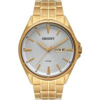 Relógio Orient Eternal Analógico Mgss2008S1Kx Masculino - Masculino-Dourado