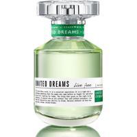 Perfume Benetton United Dreams Live Free Feminino Eau De Toilette