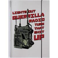 Sketchbook Guerrilla Radio
