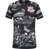 Camisa Do Corinthians Iii Invasões 2019 Nike - Feminina