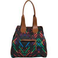 Shopping Bag Source - Hip Hop - Estampado - Altura 38 Cm X Largura 37 Cm X Comprimento 26 Cm