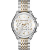 Relógio Michael Kors Feminino Merrick Prata Mk8660/1Kn Mk8660/1Kn