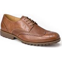 Sapato Social Derby Sandro Moscoloni Dale Wingtip