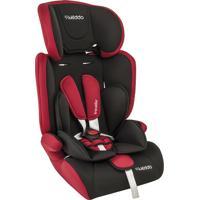 Cadeira Para Auto Kiddo Preta 9 A 36 Kg