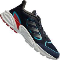 Tênis Adidas 90S Valasion - Masculino - Azul Esc/Branco