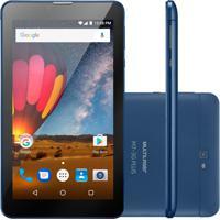 "Tablet Multilaser M7-3G Nb270 7"" 8Gb Wi-Fi Azul"