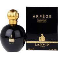 Arpege De Lanvin Eau De Parfum Feminino 100 Ml