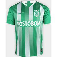Netshoes  Camisa Atlético Nacional Home 19 20 S Nº - Torcedor Nike  Masculina - Masculino a0512a4229e63