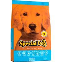 Ração Cães Filhote Special Dog Premium Júnior 5Un 3Kg