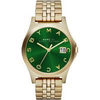 Relógio Marc Jacobs Feminino The Slim 0235dedc5b