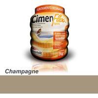 Rejunte Resinado Rápido Cimenflex 2Kg Champagne - Cimentolit - Cimentolit
