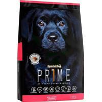 Ração Special Dog Prime Super Premium Filhotes De Grande Porte 5Un 3Kg