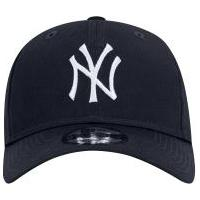 411ebfbed4 Boné Aba Curva New Era 920 New York Yankess - Strapback - Adulto - Azul  Escuro