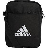 Bolsa Adidas Transversal Organizer Ed6877, Cor: Preto/Branco, Tamanho: Único