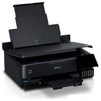 Impressora Multifuncional Epson Ecotank Tanque De Tinta Fotográfica Com Usb E Wi-Fi - L8180