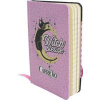 Caderno De Anotações Capricho Witch Please - Zona Criativa
