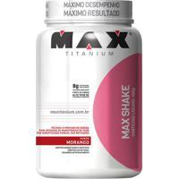 Max Shake - Morango- 400G- Probioticaprobiotica