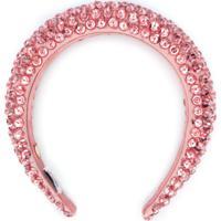 Maryjane Claverol Headband Miami - Rosa