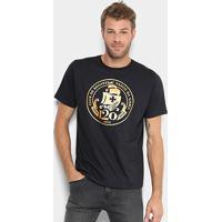 Camiseta Vasco 120 Anos Masculina - Masculino