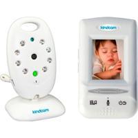 Babá Eletrônica Digital Safebaby - Kindcam M0014S Babá Eletrônica Kindcam Safe Baby