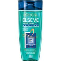 Shampoo Elseve Hydra Detox 48H Anti-Caspa 200Ml - Unissex-Incolor