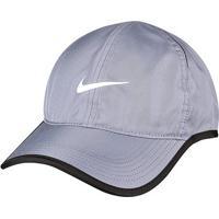 0b70442ac8943 Netshoes; Boné Nike Aba Curva Featherlight - Unissex
