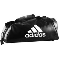 9f34d87258c Bolsa Adidas Training 2 In 1 Bag Wako Preto Branco