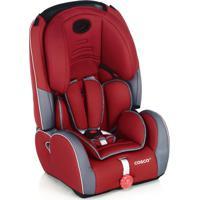 Cadeira P/Automóvel Cosco Evolve 9 Á 35 Kg Vermelho - Cosco