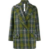 Ultràchic Checked Blazer - Verde
