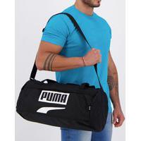 Bolsa Puma Plus Sports Ii Preta