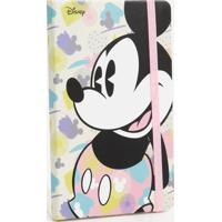 Caderneta Anotações Estampa Mickey Disney