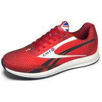 Tênis Sneaker Leve Masculino Confort Gb East Jaguar Vermelho