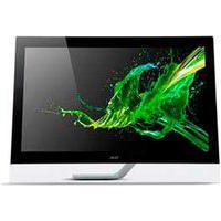 Monitor Acer Tela 23 De Vidro Touch, Led Fhd Com 100 Milhões :1 De Contraste - T232Hl-A