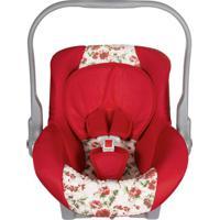 Bebê Conforto Nino Vermelho Fit Tutti Baby