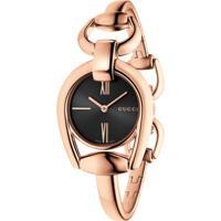 Relógio Gucci Feminino Aço Rosé - Ya139507