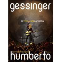 Humberto Gessinger Ao Vivo Pra Caramba A Revolta Dos Dândis 30 Anos - Kit Dvd + Cd Rock