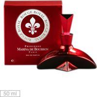 Perfume Rouge Royal Marina De Bourbon 50Ml