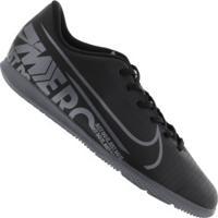 Chuteira Futsal Nike Mercurial Vapor 13 Club Ic - Adulto - Preto/Cinza