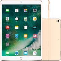 "Tablet Apple Ipad Pro 2º Geração 12.9"" Wi-Fi 64Gb Dourado Mqdd2"