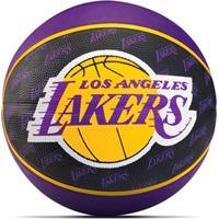 Bola De Basquete Lakers Pequena 65807Z - Spalding