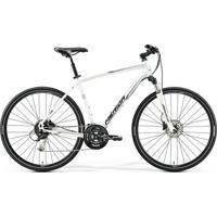 Bicicleta Merida Crossway 100, Aro 700, Quadro Alumínio, Shimano Altus, 27 Velocidades - Unissex