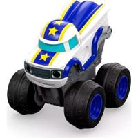 Carrinho Blaze - Turbo Slam Go - Darington - Fisher-Price - Unissex-Incolor
