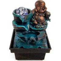 Fonte Decorativa Buda Da Alegria