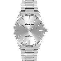 Relógio Akium Masculino Aço - Tmg7138A