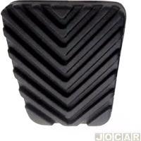 Capa De Pedal - Hr/H100/Elantra 2011 Até 2016 - Freio - Embreagem - Preta - Cada (Unidade)
