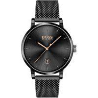 Relógio Hugo Boss Masculino Aço Preto - 1513810