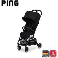 Carrinho De Bebê Ping Black 0 A 15Kg Abc Design